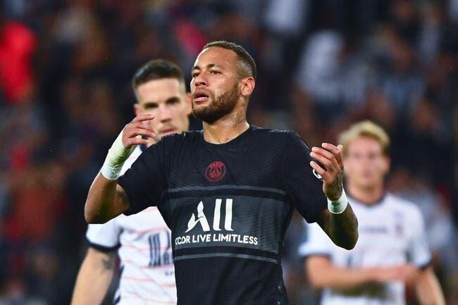 PSG : Neymar un génie à bout de souffle ?