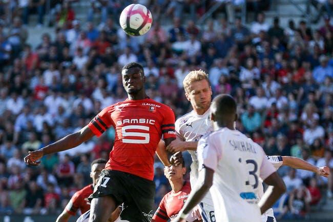L1 : Niang se met direct Bordeaux dans la poche