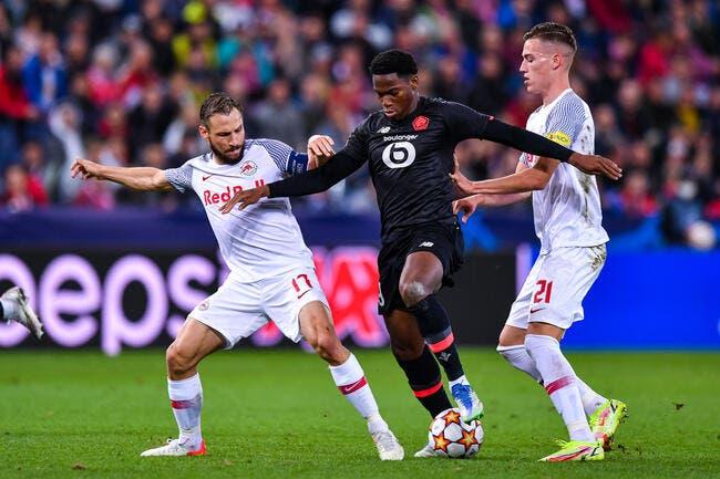 LdC : Lille battu à coups de penalty