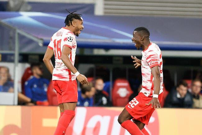 Diaby et Nkunku, retour fracassant des Titis au PSG ?