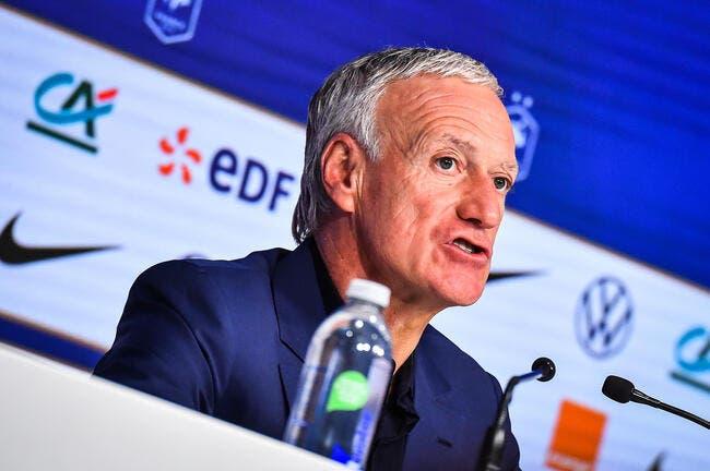 EdF : Giroud et Mandanda, Deschamps et ses choix sportifs