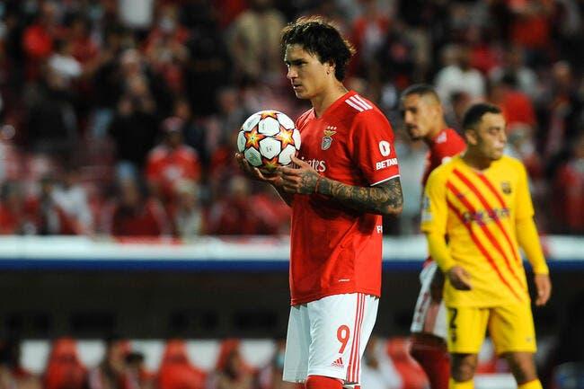 OM : Darwin Nunez flambe, Longoria se console avec Luis Henrique
