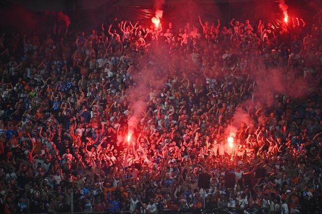 OM : Des incidents dans le parcage de Galatasaray