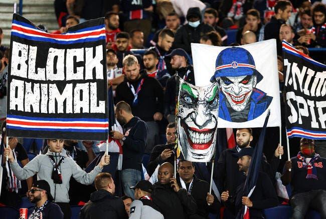 Rennes-PSG, supporters autorisés, attention à la bâche
