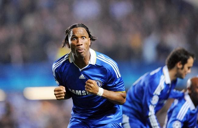 Drogba prolonge à Chelsea !