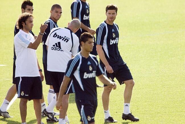 La photo du jour : Xabi Alonso déjà à l'entrainement