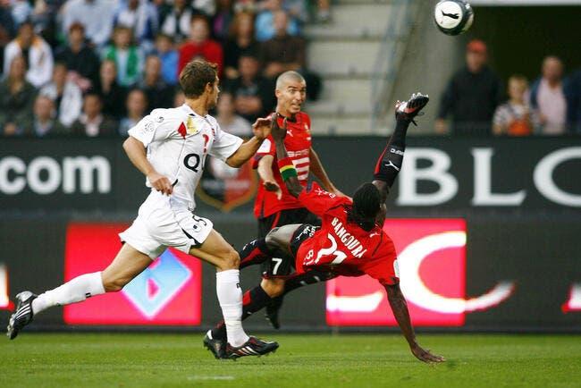 Rennes frappe les trois coups