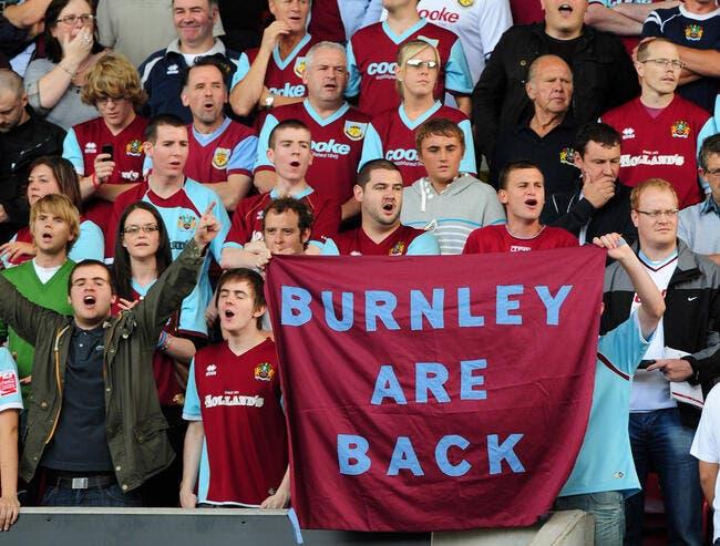 Burnley fait chuter le roi United