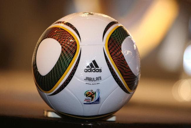 Jabulani, le ballon du Mondial 2010