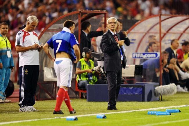 Ribéry : « Si on ne passe pas, c'est la catastrophe »