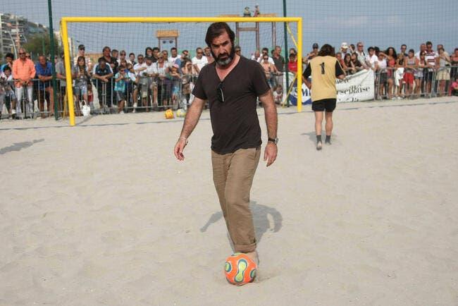 Cantona règle ses comptes avec Domenech