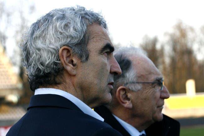 Le départ de Domenech demandé au conseil fédéral