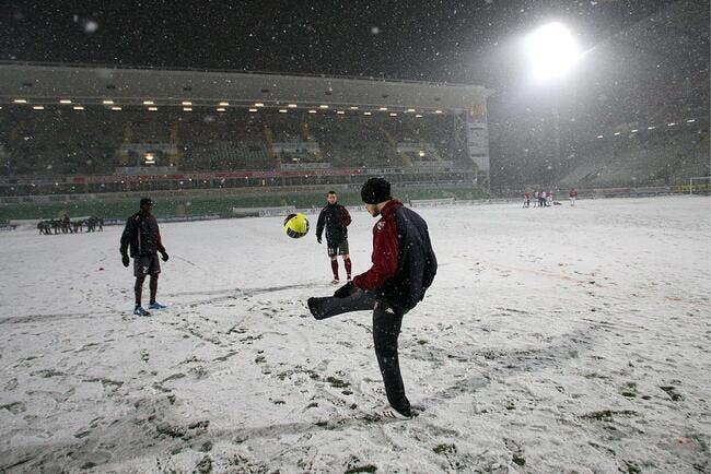La photo foot : Metz-Caen, la raison l'a emportée