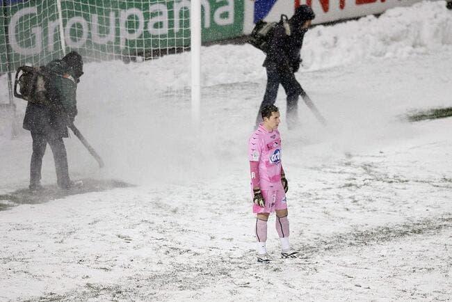 La photo de l'année - 5e : Ici le Stade Malherbe de Moscou !