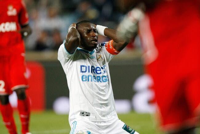 Marseille ne s'en sort pas