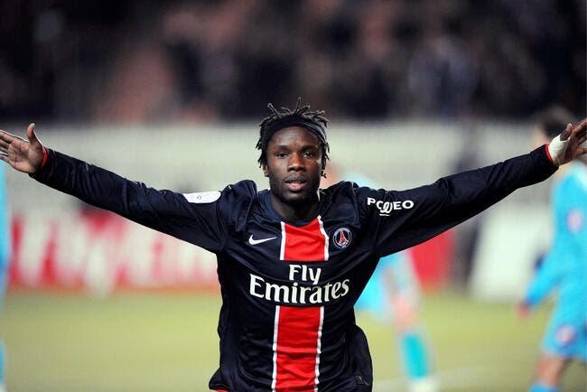 Luyindula et le PSG, c'est le grand amour !