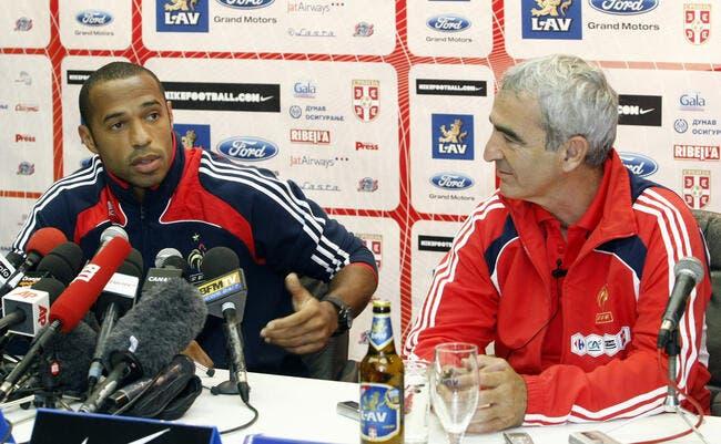 Henry : « En Serbie pour gagner »