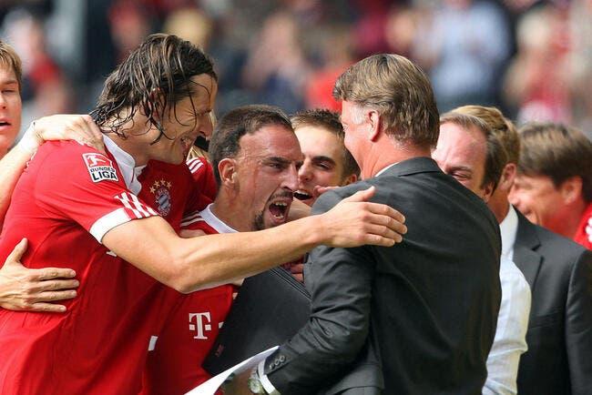 Le Bayern se dope au Ribéry !