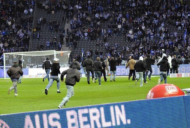 En Allemagne, les hooligans, ce sont les joueurs
