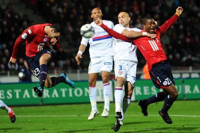 Lyon-Lille, comme un parfum de balle de match