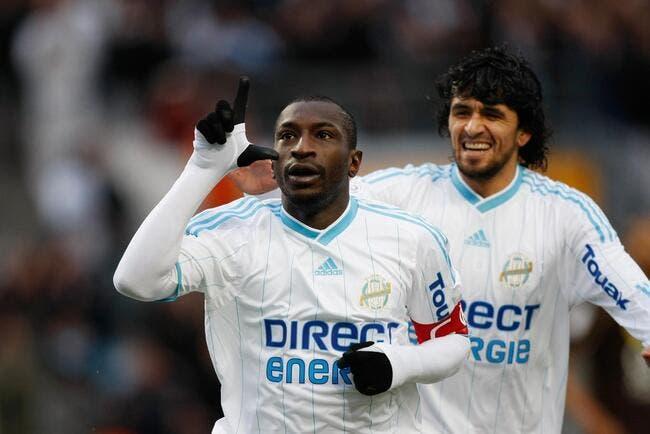 Niang, meilleur buteur, Lucho, meilleur passeur, de Ligue 1