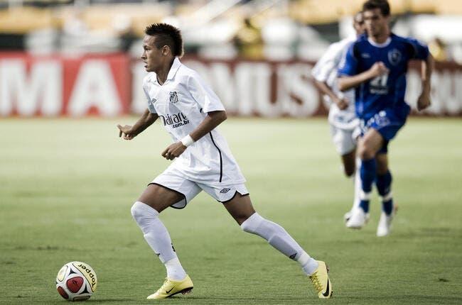 Vidéo : Santos, l'autre dimension du football !