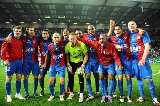 Petit nul mais grand retour en Ligue 1 pour Caen