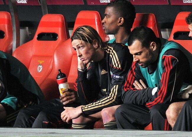 Torres craint pour sa santé en Angleterre