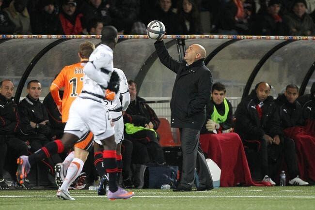 Rennes partant pour prolonger Antonetti