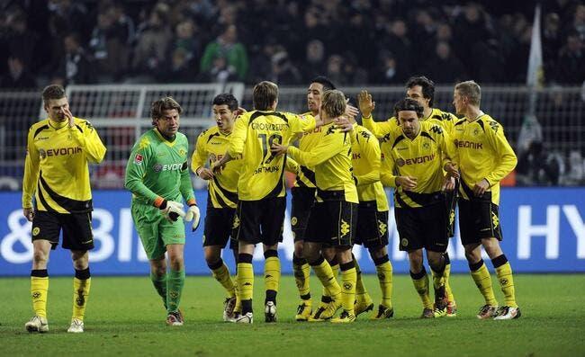 16e j: Dortmund s'envole un peu plus vers le titre