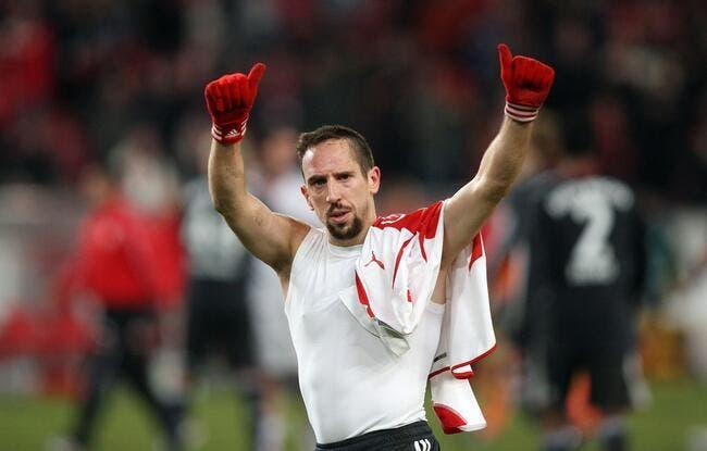 Pour Ribéry, la trêve tombe mal