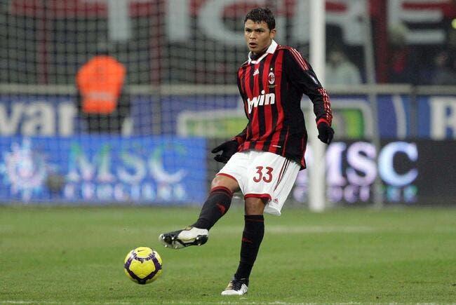 Thiago Silva évoque le retour au pays de Ronaldinho