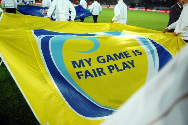 Vidéo : Sacrément fair-play