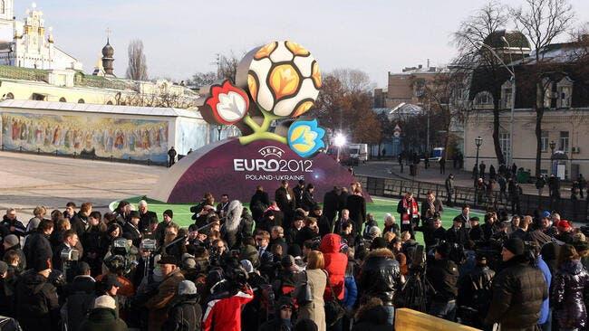 Les Bleus têtes de série pour l'Euro 2012