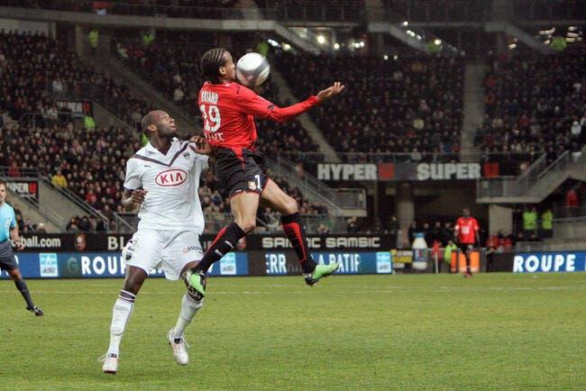 Rennes a battu « un grand Bordeaux »