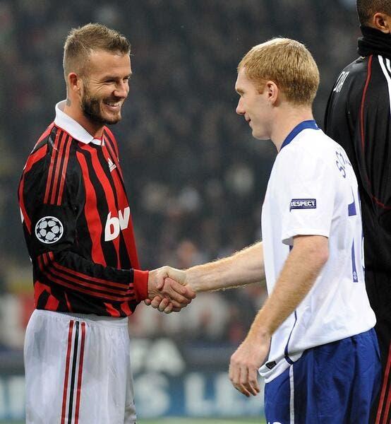 La photo foot : Retrouvailles manquées pour Beckham