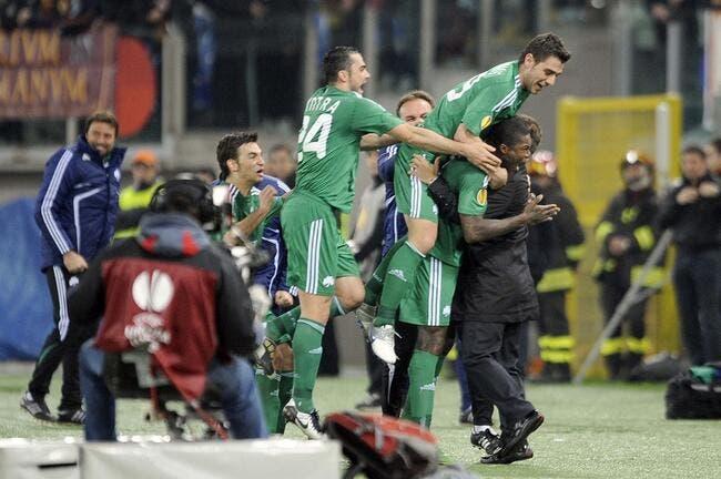 La photo foot : Pour Cissé, c'est le « panard »
