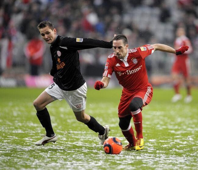 Le Bayern maintient le Bayer sous pression