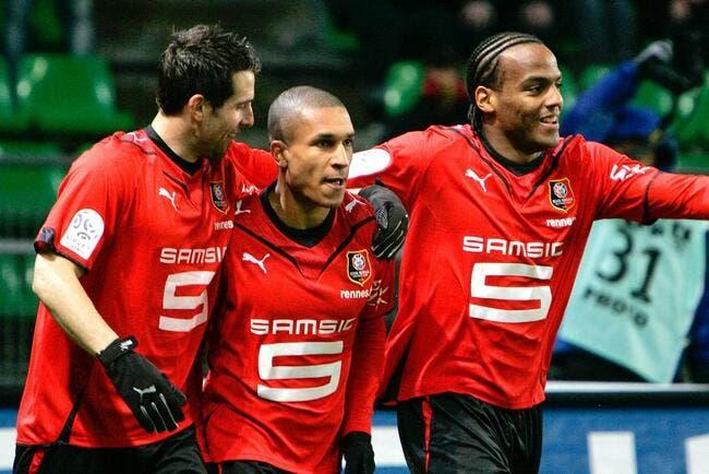 Rennes a le triomphe modeste
