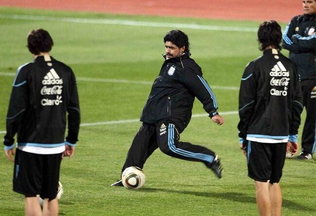 Video : Maradona, le talent ne s'oublie jamais