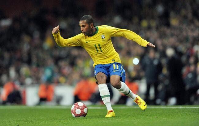 Pari sportif : Un Robinho d'euros pour vous pour Brésil-Corée du Nord