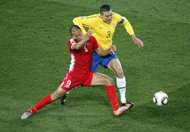 Le Brésil a failli perdre le Nord