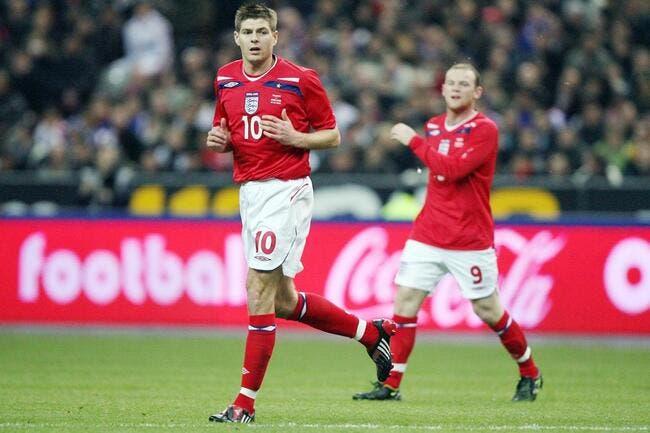 Le Real Madrid prêt à offrir 130ME pour Rooney et Gerrard