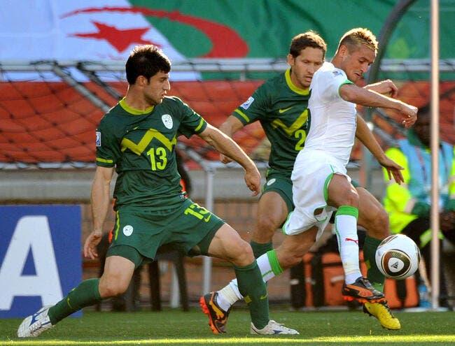 Ziani veut « un visage honorable de l'Algérie »