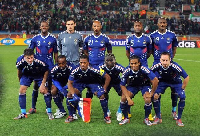 Football mondial 2010 france afsud debouts les morts - Coupe du monde 2010 france ...
