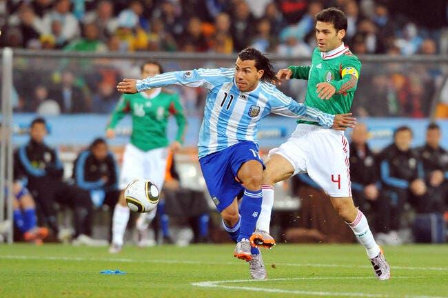 L'Argentine s'offre le Mexique, et une polémique