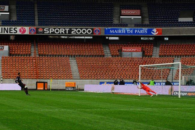 La photo foot : Un pénalty comme à l'entrainement pour Hoarau