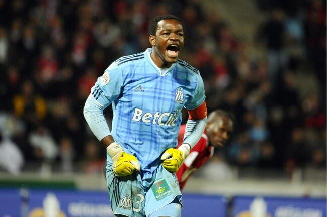 Mandanda, « le meilleur gardien de France »