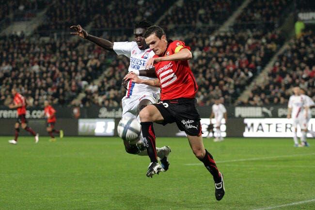 Rennes et Lyon, un point suffit à leur bonheur