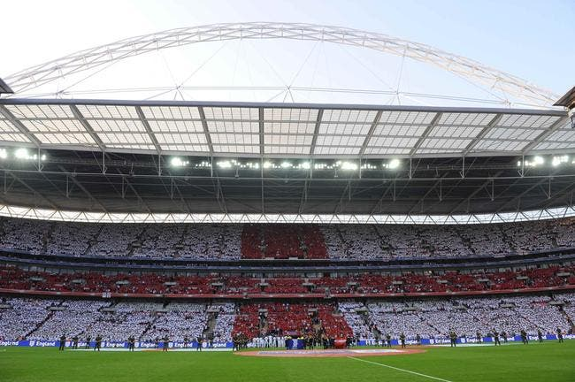 Wembley déjà complet pour recevoir les Bleus